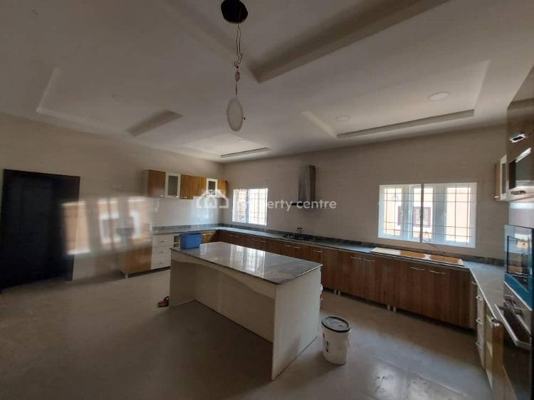 5 Bedroom Detached Duplex with 1 Room Bq, Lakeview Estate, Lafiaji, Lekki, Lagos, Detached Duplex for Sale