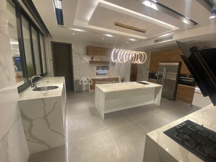 Luxury Furnished 5 Bedroom with Pool, 2 Bq, Lovely Facilities, Banana Island, Ikoyi, Lagos, Terraced Duplex for Sale