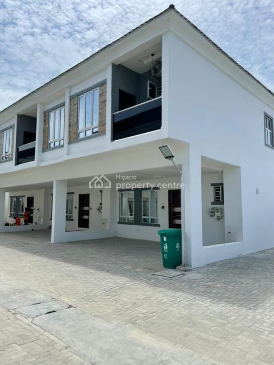 3 Bedroom Ensuite Terrace Duplex, in a Serviced Mini Estate with Gym House., Orchid Hotel Road By Chevron Toll Gate, Lekki Expressway, Lekki, Lagos, Terraced Duplex for Sale