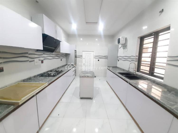 Spacious 5 Bedroom Ensuite Detached Duplex with Fitted Kitchen and Bq., Divine Homes Estate Via Thomas Estate, Ajah, Lagos, Detached Bungalow for Sale
