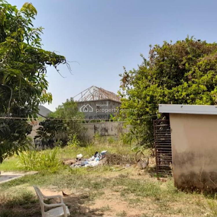 Spacious 5 Bedroom Bungalow, Gwarinpa, Abuja, Detached Bungalow for Sale