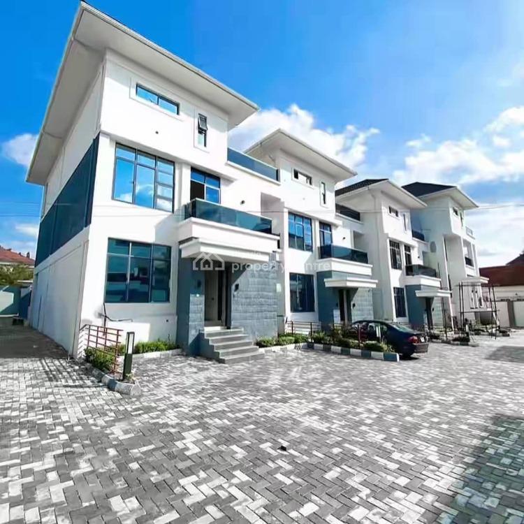 Luxury 4 Bedroom Terrace House, Guzape District, Abuja, House for Sale