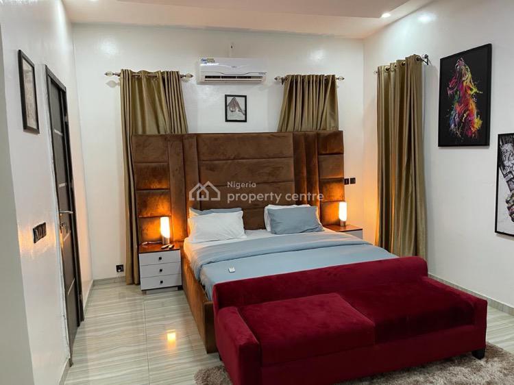 New Built 5 Bedroom Duplex, Ibrahim Odofin Str, Agungi, Lekki, Lagos, Flat / Apartment Short Let