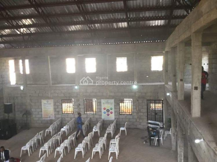 Commercial Hall, Can Be Used As Church, Warehouse Or Event Centre, Nyanya, Abuja, Church for Sale