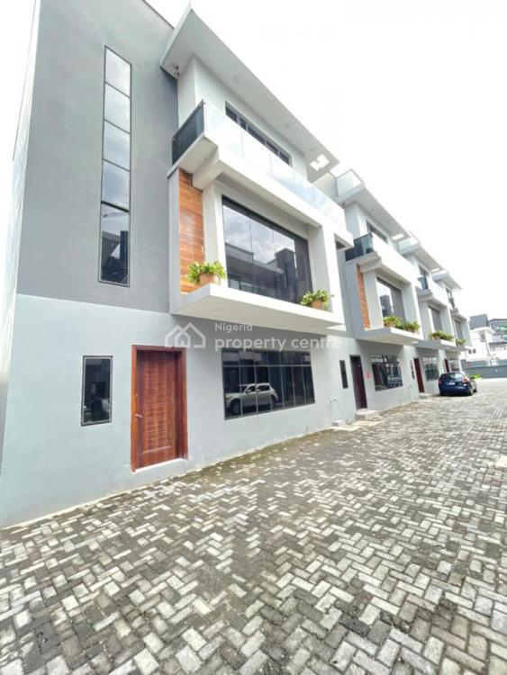 3 Bedroom Luxury Terrace Duplex with a Pool Available, Victoria Island (vi), Lagos, Terraced Duplex for Sale