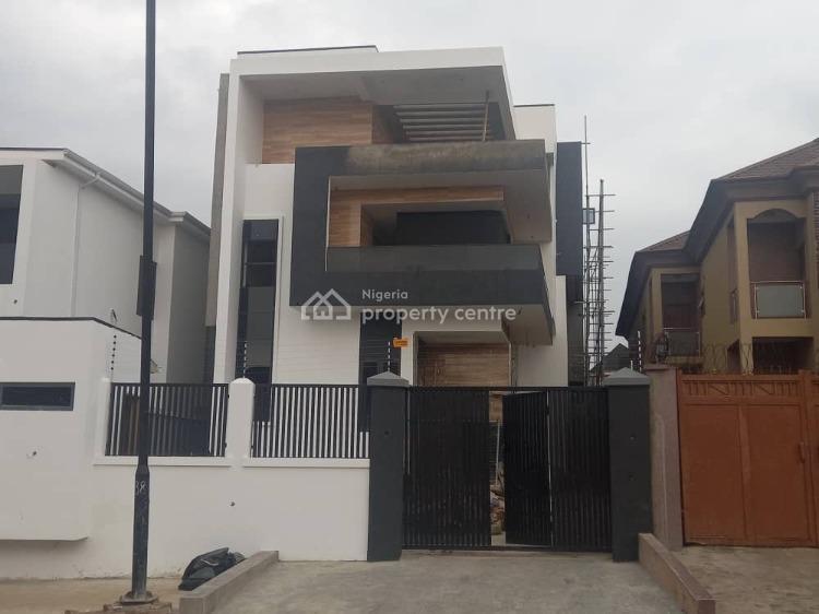 5 Bedroom Detached Duplex with a Bq, Cinema House, Swimming Pool on 480sqm, Shangisha, Gra Phase 2, Magodo, Lagos, Detached Duplex for Sale