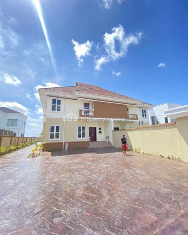 Super Beautiful & Spacious 5 Bedroom Fully Detached Duplex Available, Pinnock Beach Estate,osapa, Lekki, Lagos, Detached Duplex for Rent