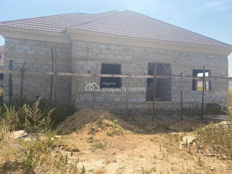 3 Bedroom Carcass in an Estate, Kubwa, Abuja, Detached Bungalow for Sale