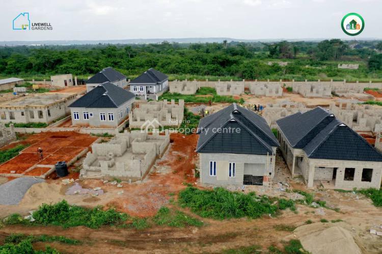 3 Bedroom Fully Detached Bungalows, Happy Life Estate, Mowe Town, Ogun, Detached Bungalow for Sale