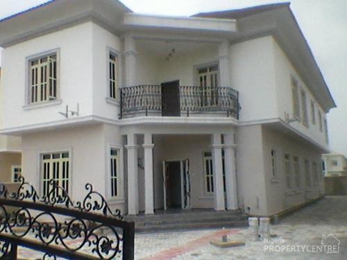 9987 Cheap Exquisite Detached Luxury 5 Bedroom Duplex To Let In Vgc