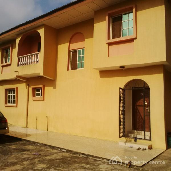 For sale good looking 4 bedroom duplex ejigbo lagos for Looking for a 4 bedroom