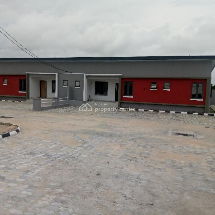 Fast Moving Luxury 3 Bedroom Bungalow, Peak Bungalow Phase 3, Besides Mayfair Gardens, Awoyaya, Ibeju Lekki, Lagos, Semi-detached Bungalow for Sale