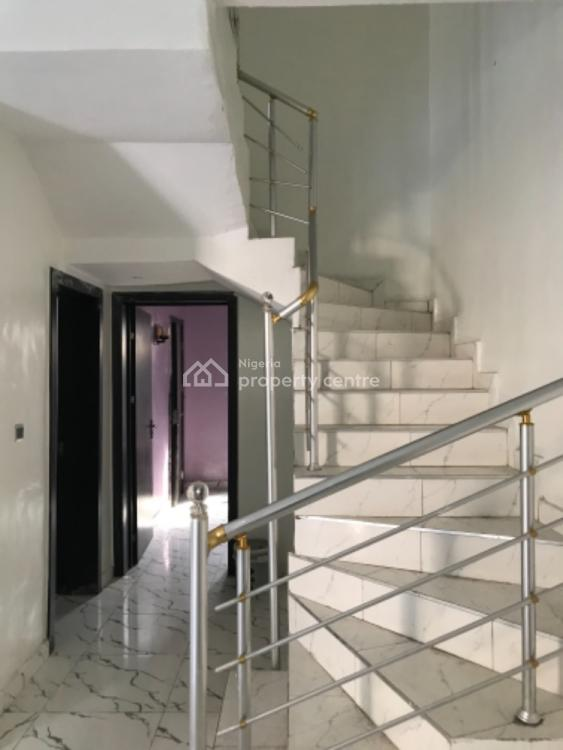Luxury 4 Bedroom Duplex with Bq, Behind Mega Chicken, Ikota, Lekki, Lagos, House for Rent