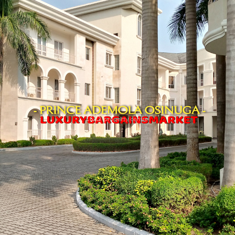 Direct Ready Clients - High End 2 Bedroom Apartment +pool, Banana Island, Ikoyi, Lagos, Flat / Apartment for Rent