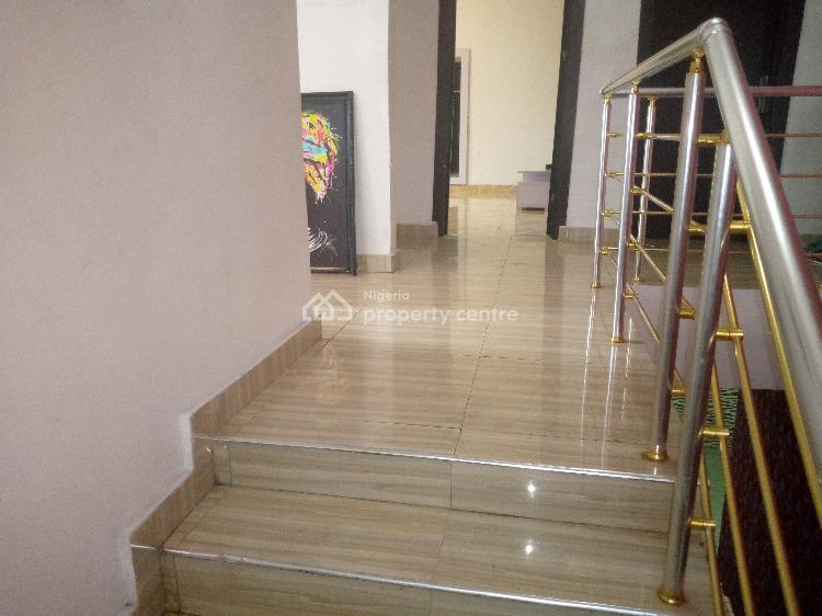 a Luxury 4 Bedroom, Oseni Close Chevy View Estate, Lekki, Lagos, Semi-detached Duplex Short Let