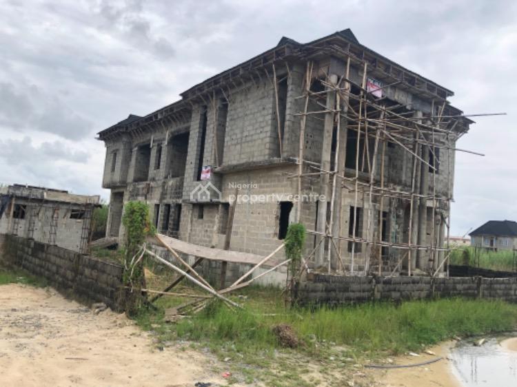 2 Units of 4 Bedroom Semi Detached Duplex, L and K Estate, Ajah, Lagos, Semi-detached Duplex for Sale