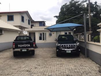 6 Bedrooms Fully Detached Duplex with 2 Bedroom Guest Chalet, Off Ademola Adetokunbo Crescent, Wuse 2, Abuja, Office Space for Sale
