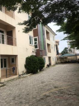 Luxury 3 Bedroom Flat with Bq, Road 4, Osapa, Lekki, Lagos, Flat / Apartment for Rent
