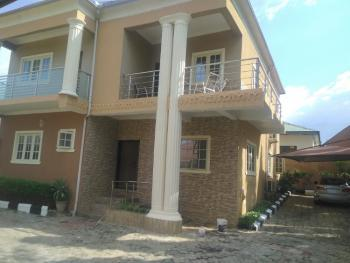 Spectacular 4 Bedroom Detached Duplex with 3 Bedroom Guest Chalet, Fha (f.h.a), Lugbe District, Abuja, House for Sale