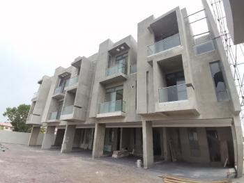 Contemporary 4 Bedrooms Terraced Duplex with Bq, Lekki Phase 1, Lekki, Lagos, Terraced Duplex for Sale