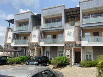 4 Bedrooms Terraced Duplex with 1room Bq Attached, Maitama District, Abuja, Terraced Duplex for Sale