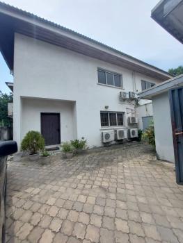 Spacious 5 Bedroom Semi-detached Duplex with a Bq;, Ikoyi, Lagos, Semi-detached Duplex for Rent