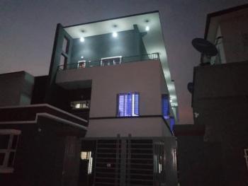 6 Bedroom Semi Detached Duplex Plus a Room Bq, Olaleye New Town, Iponri, Surulere, Lagos, Detached Duplex for Sale