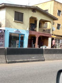 a Story Building on a Full Plot, College Road, Ogba, Ikeja, Lagos, Mixed-use Land for Sale
