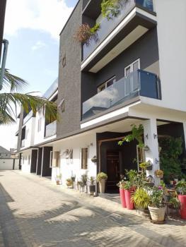 4 Bedroom Terrace House + Bq, Ikate, Lekki, Lagos, Terraced Duplex for Sale