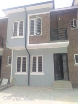Tastefully Finished 4 Bedroom Terrace House, Off Orchid Road, Lekki Phase 2, Lekki, Lagos, Terraced Duplex for Rent