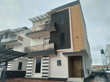 Brand New 5-bedroom Fully Detached House with Bq & Swimming Pool, Lakeview Estate, Lekki, Lagos, Detached Duplex for Sale
