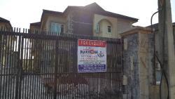 Newly Built 4 Bedroom Semi-detached Duplex With Extra Land Space, Ajah, Lagos, 4 bedroom, 5 toilets, 4 baths Semi-detached Duplex for Sale