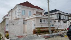 Brand New, Massive And Well Finished 5 Bedroom Detached House With Boys Quarters, Chevy View Estate, Lekki, Lagos, 5 bedroom, 7 toilets, 6 baths Detached Duplex for Sale
