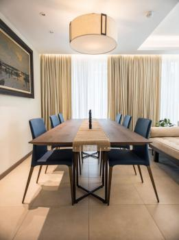 Newly Built, Furnished & Serviced 3 Bedroom Ensuite Flat in an Estate, Osborne, Ikoyi, Lagos, Flat / Apartment for Sale