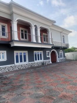 Lovely and Spacious 4 Bedroom Duplex with Bq in a Gated Environment, Lekki Phase 1, Lekki, Lagos, Semi-detached Duplex for Rent