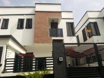 Brand New 4 Bedroom Detached Duplex with a Room Bq, City Estate, Ajah, Lagos, Detached Duplex for Rent