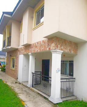 4 Bedrooms Duplex with Only 2 Tenants, Peter Odili Road By Golf Estate, Trans Amadi, Port Harcourt, Rivers, Semi-detached Duplex for Rent