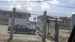 a 2 Storey Building on 1,260m2, Funsho Williams Avenue, By Iponri Bridge, Iponri, Surulere, Lagos, House for Sale