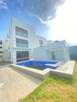 Luxury 5 Bedroom Detached Waterfront Duplex + Bq + Pool, Ikoyi, Lagos, Detached Duplex for Sale