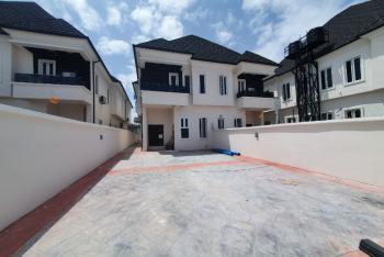 Impressive Newly Built 4 Bedroom Semi-detached Duplex with Bq, Lekki, Lagos, Semi-detached Duplex for Sale