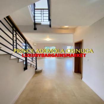 Direct Cash Ready Clients - Serviced 4 Bedroom Semi Detached House, Estate, Banana Island, Ikoyi, Lagos, Semi-detached Duplex for Rent