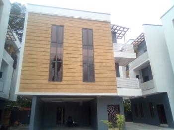 4 Bedroom with Bq, Maryland, Lagos, Terraced Duplex for Rent