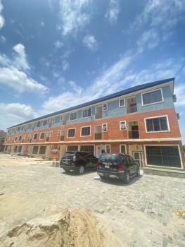a Brand New 4 Bedroom Terrace Duplex, Osapa, Lekki, Lagos, Terraced Duplex for Rent