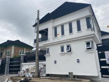 Tastefully Finished 4 Bedroom Semi Detcahed Duplex with Bq, Osapa London, Osapa, Lekki, Lagos, Semi-detached Duplex for Rent