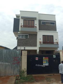 4-bedroom Semi-detached Duplex, Shonibare Estate, Maryland, Lagos, Semi-detached Duplex for Sale