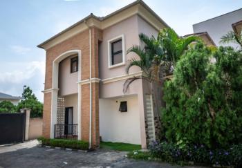 Luxuriously Finished and Furnished Semi-detached Duplex, Residential Zone, Banana Island, Ikoyi, Lagos, Semi-detached Duplex Short Let