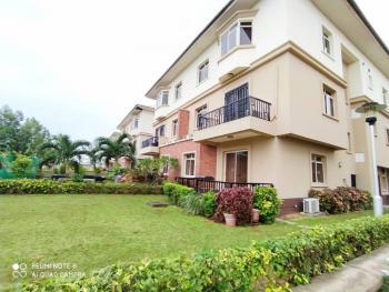 Luxury Waterfront 4 Bedroom Semi Detached House, Banana Island, Ikoyi, Lagos, Semi-detached Duplex for Sale