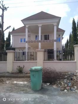 Nice 5 5 Bedroom Duplex, Kingston Estate Life Camp, Life Camp, Abuja, Detached Duplex for Rent