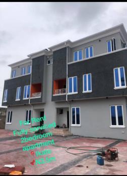 Brand New Luxury Fully Serviced 2bedrooms Flat, Leo Garden Estate, Ikate, Lekki, Lagos, Flat / Apartment for Rent