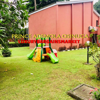 Corporate Deals! 4 Nos 3 Bedroom Terrace House + Squash+garden, Central, Old Ikoyi, Ikoyi, Lagos, Terraced Duplex for Rent